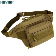 Waterproof Nylon Magic bag Purse Sport Hunting Satchel Tactical Outdoor Tactical Waist Pack Tad Travel bag molle Waist Pack