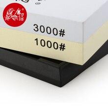 TAIDEA T6310W doppelseite 1000/3000 Körnung Professionelle Messerschärfer Schärfen Schleifen Stein Whetstone