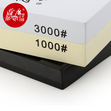 TAIDEA T6310W double Side 1000/3000 Grit Professional Knife Sharpener Sharpening Grinding Stone Whetstone