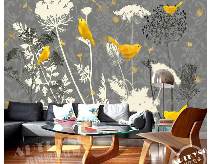 3d photo wallpaper custom 3d wall murals wallpaper european grey 3d photo wallpaper custom 3d wall murals wallpaper european grey white flowers painting background wall 3d wallpaper living room in wallpapers from home mightylinksfo