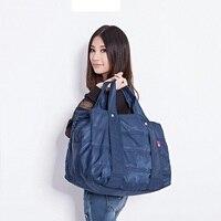 Baby Nappy Bags Diaper Bag Mother Bolsa Shoulder Fashion Maternity Mummy Handbag soild Baby Stroller Bag NEW