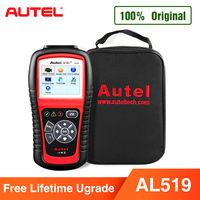 Autel AutoLink AL519 Diagnostic Tool OBD2 Scanner Code Reader Scanner Automotriz Automotivo Scanner Car diagnostic