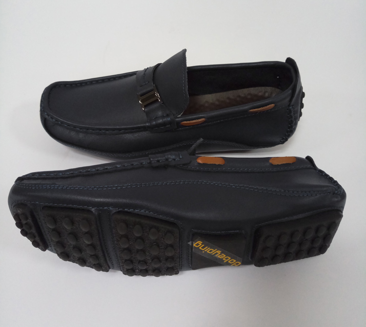 HN 1128 (1) Men`s Casual Loafers Shoe