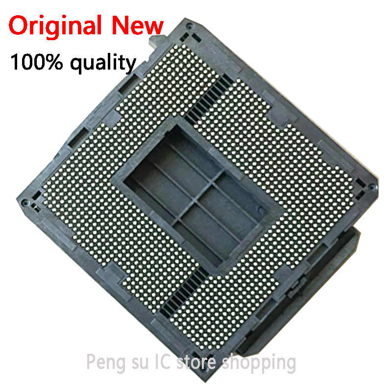 100% New For Socket LGA1151 LGA1155 LGA1156 LGA1150 CPU Base Socket PC BGA Base Good Works