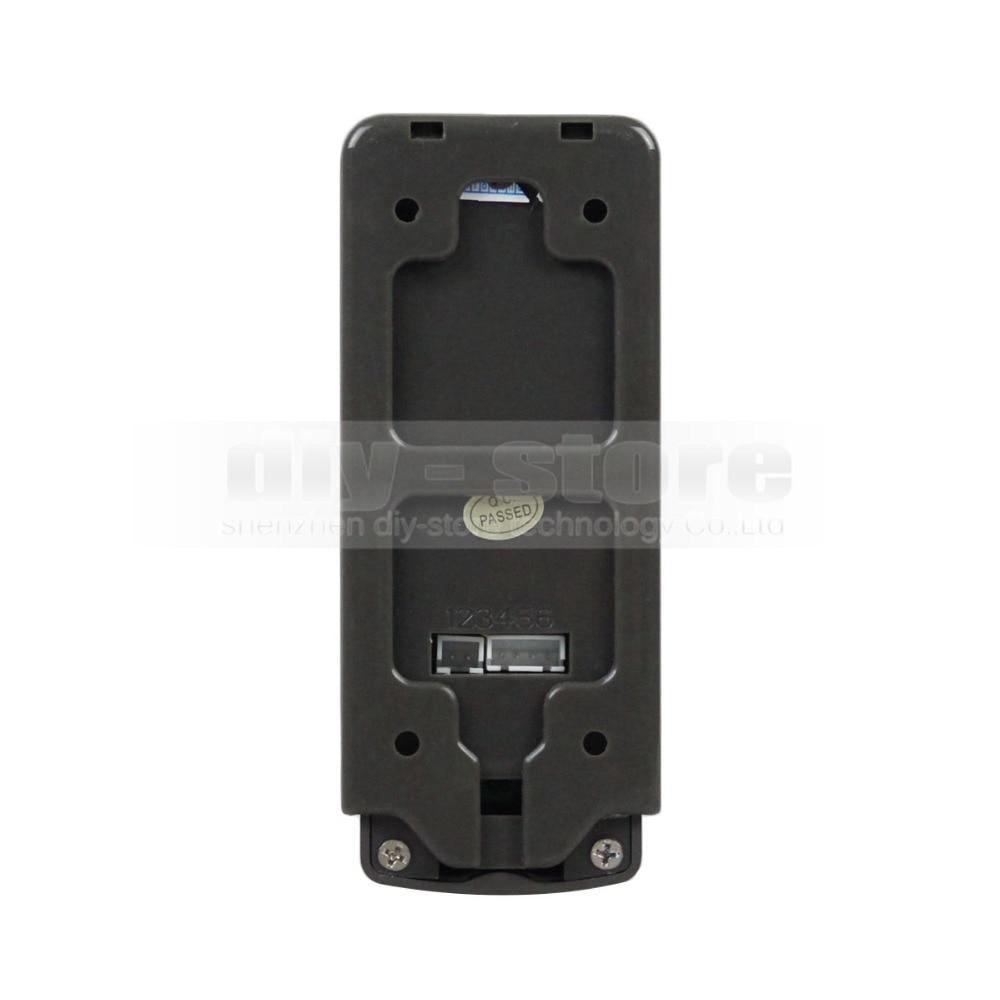 DIYSECUR 800 x 480 7inch Video Intercom Video Door Phone 600TV Line IR Night Vision Outdoor Camera 1 camera 4 monitors