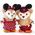 Даффи DuffyShirley Роза плюшевые записи куклы ходьбе, электрический запись плюшевые игрушки, подарки на день рождения, рождественские подарки