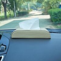 Caixa de tecido do carro recipiente automobile interior acessórios organizador retangular tecido caixa capa titular 1 pçs Caixas de tecido Automóveis e motos -