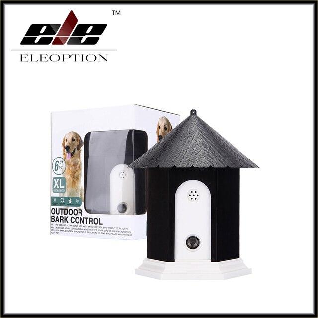 Venda de Hot dog silencer Dispositivo Humanely Ultrasonic Anti No Bark Controle Parar Barking Dog Silencer Hanger 9 v