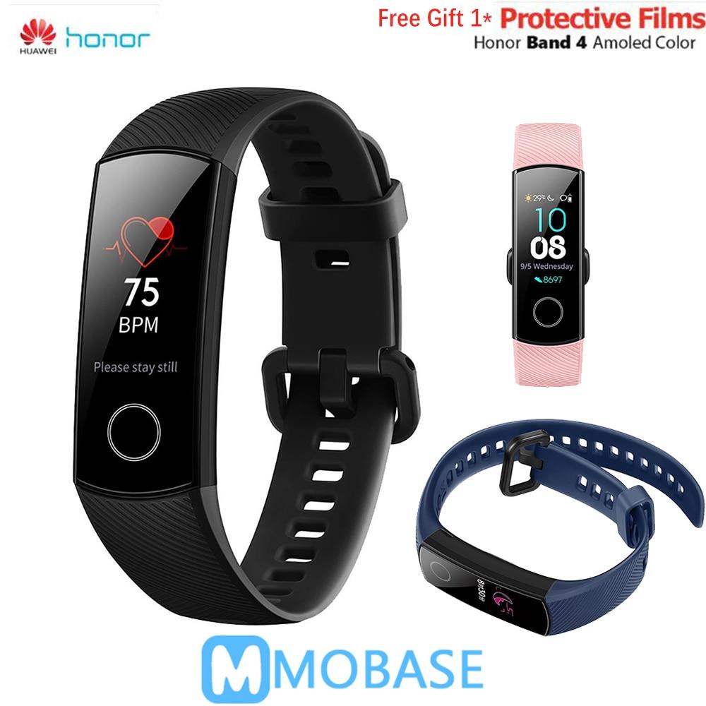 Huawei Honor Fascia 4 Intelligente Wristband Amoled di Colore 0.95