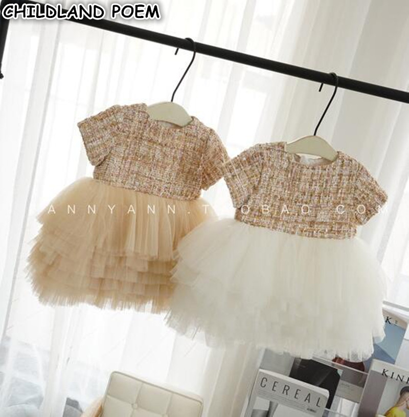 Baby Girls Dress Clothes Spring Toddler Infant Princess 1 Year Birthday Party Wedding Dresses Vestido Baptism Chriserning Gown infant toddler girls dress lace cake dresses children princess backless tutu party gown 1st birthday vestido summer clothes 1 6y