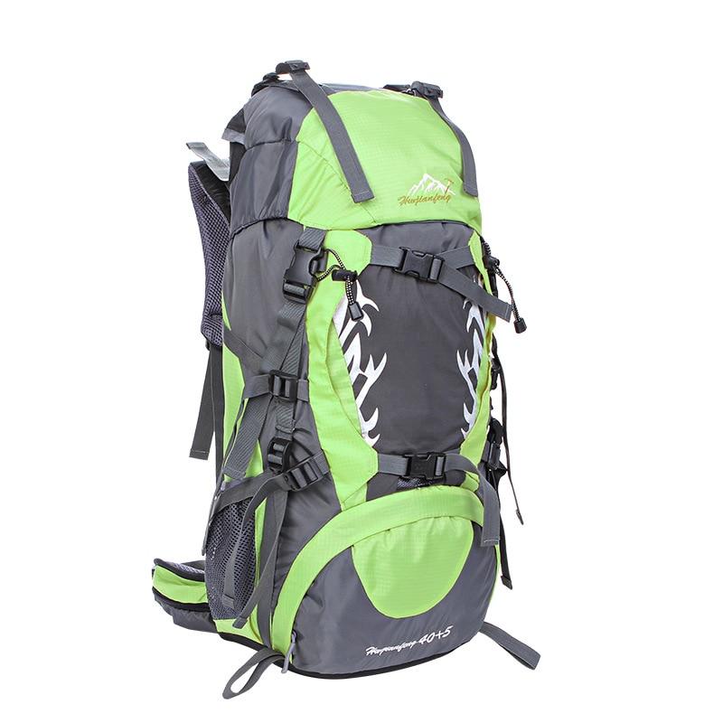 Outdoor Sport Travel Backpack Mountain Climbing Camping Hiking 3 claw grappling hook outdoor carabiner rock climbing mountain gear