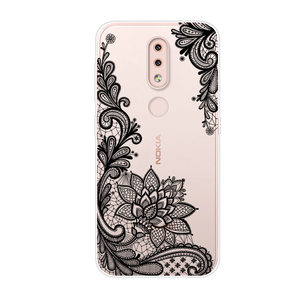 Image 5 - Cartoon Case For Nokia 4.2 Case Soft Silicone Back Cover Phone Case For Nokia 4.2 TA 1157 TA 1150 TA 1133 TA 1149 TA 1152