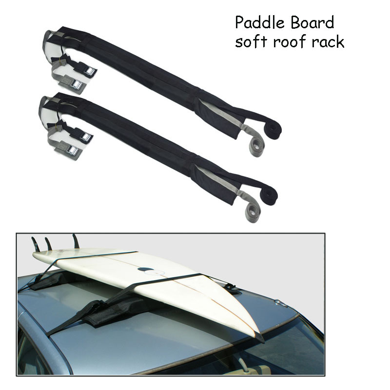 Paddle Board Car Racks >> Us 390 0 10 Pcs Packed Sup Board Soft Car Roof Racks For Luggage In Surfing From Sports Entertainment On Aliexpress Com Alibaba Group