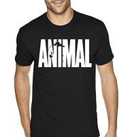 Animal Beast Mens Bodybuilding T Shirt T Shirts Short Sleeve Leisure Fashion Summer 2017 New Fashion