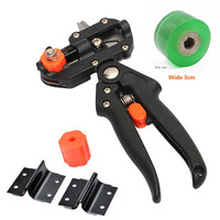 Hot Selling Grafting Tool And Tape Popular Garden Tools Secateurs 1pcs Grafting Machine With 1pcs 3cm