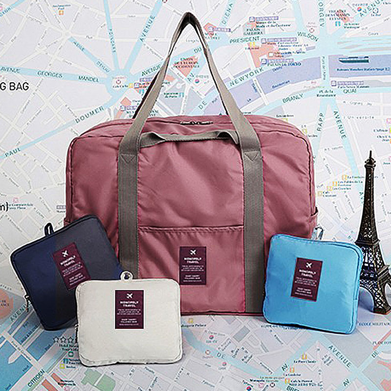 Travel Folding Bags Water Proof Travel Bag Large Capacity Bag Women Nylon Folding Bag Unisex Luggage Travel HandbagsTravel Folding Bags Water Proof Travel Bag Large Capacity Bag Women Nylon Folding Bag Unisex Luggage Travel Handbags