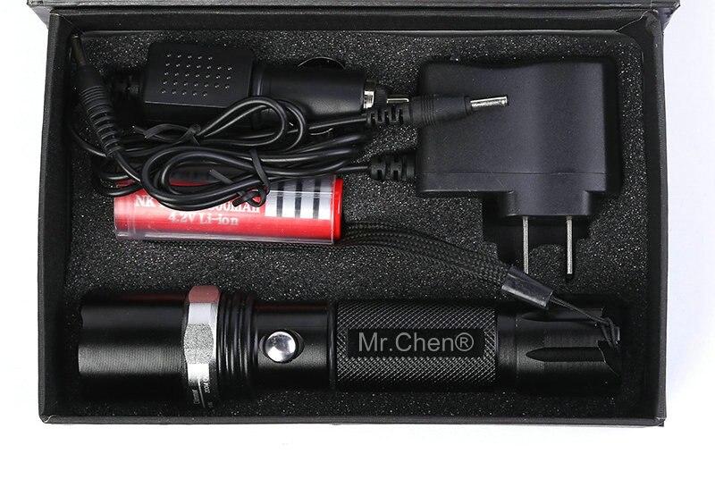 Usa cree chip 6 modell paket teleskopschlagstock selbstverteidigung
