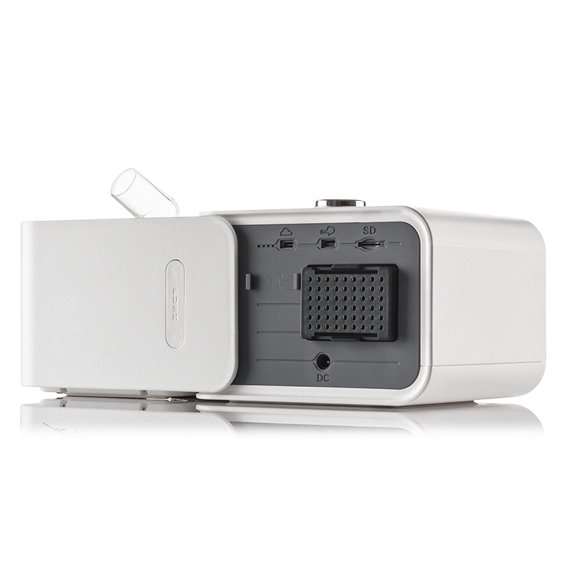 Жизнь Поддержка авто CPAP домашняя машина респиратор вентилятор сон Храп апноэ стоп храп с увлажнитель маска шланг сумка YU560