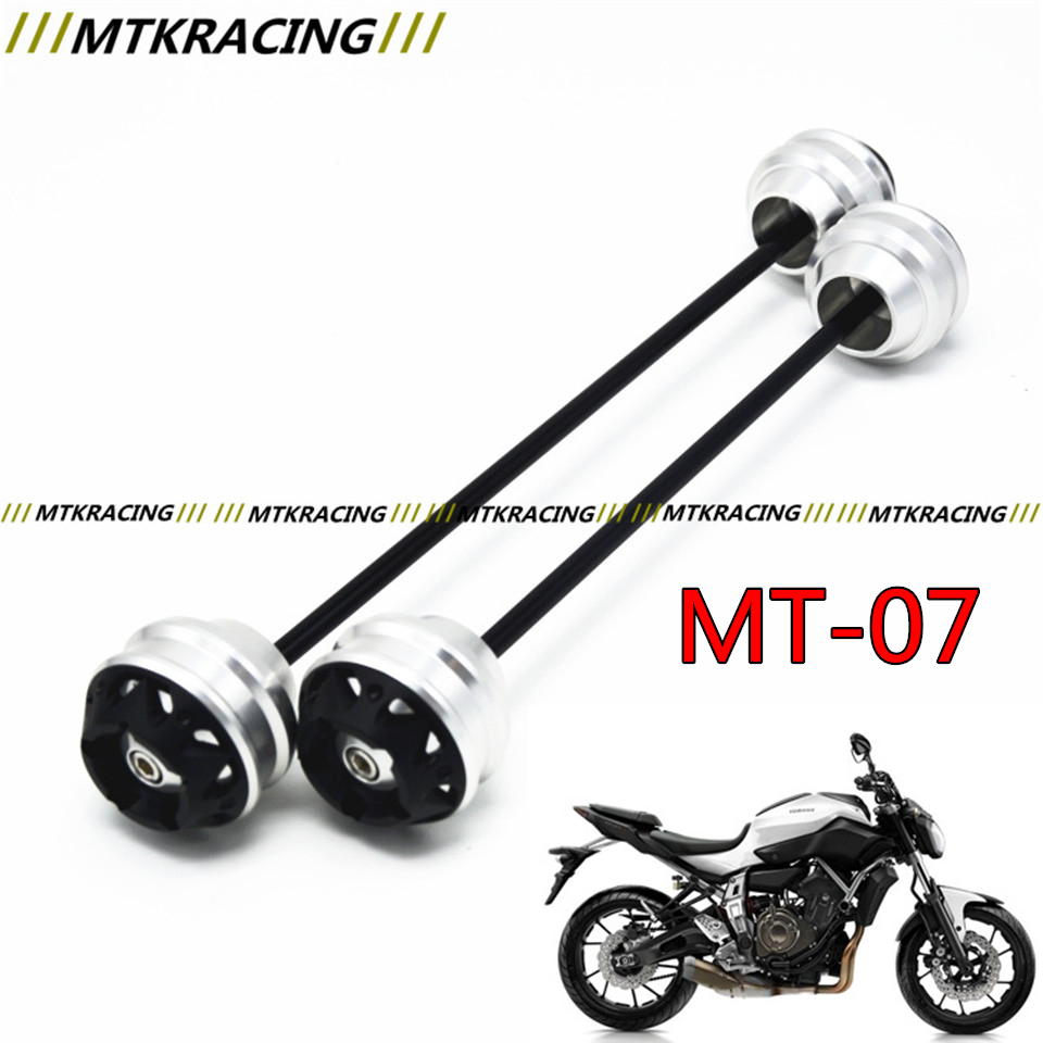 Free delivery for YAMAHA MT-07 2015-2016 CNC Modified+Motorcycle Front and rear wheels drop ball / shock absorber preeti pandey saurabh pandey and ranjit singh transdermal drug delivery for an antidiabetic agent
