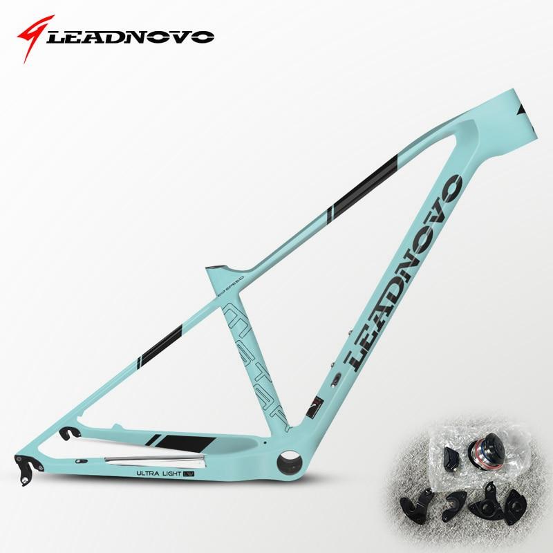 2019 супер легкий UD PF30 карбоновое волокно горный MTB велосипедная Рама 142 12 мм 135 9 мм Тайвань Oem карбоновый скоростной carbono Frame