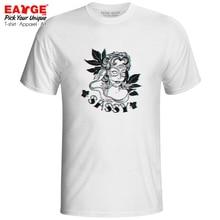 Vibe Sassy T-shirt 3D Music Rock N Roll Punk Design Style Active T Shirt Funny Anime Fashion Women Men White Gray Cotton Top все цены