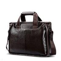 Special Offer Brand Designer Natural Genuine Cow Leather Handbags Classic Fashion Business Men Briefcase
