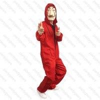 La Casa De Papel Salvador Dali Cosplay Costume Salvador Dali Cosplay Movie Costume