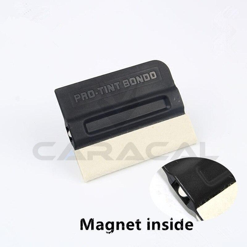 High Temperature Resistant Pro-tint Bondo Plastic Squeegee 3D Carbon Fiber Film