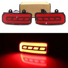 Tail Fog Lamps Brake Light/Cornering Lamp For Honda CR-V 2015-2016