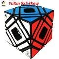 YuXin 5x5 Skew Multi Cube Magic Cube Zhisheng Yuxin Schräge Fünf Zauberwürfel Spielzeug Für Kinder Magie Cubo magico