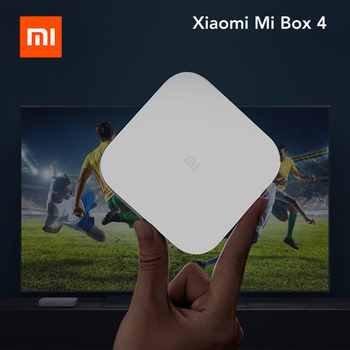 Comprar Android TV Xiaomi Mi Box 4.
