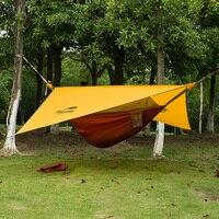 Naturehike легкий двойной портативный открытый висит палатка кровать палатка Кемпинг одного человека, гамак с москитная сетка