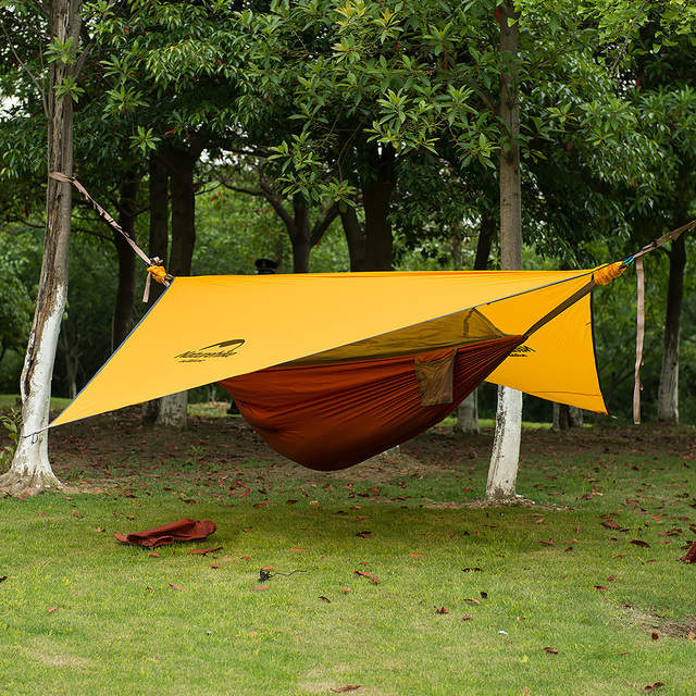 Naturehike lightweight double portable outdoor hanging tent bed tent c&ing ground single person hammock with mosquito : hanging tents - memphite.com