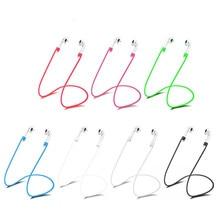new Original I7S I9S i12 i13 i10 tws Earphone Cord Wireless Bluetooth Neck Strap String For  earphones iphone xiaomi