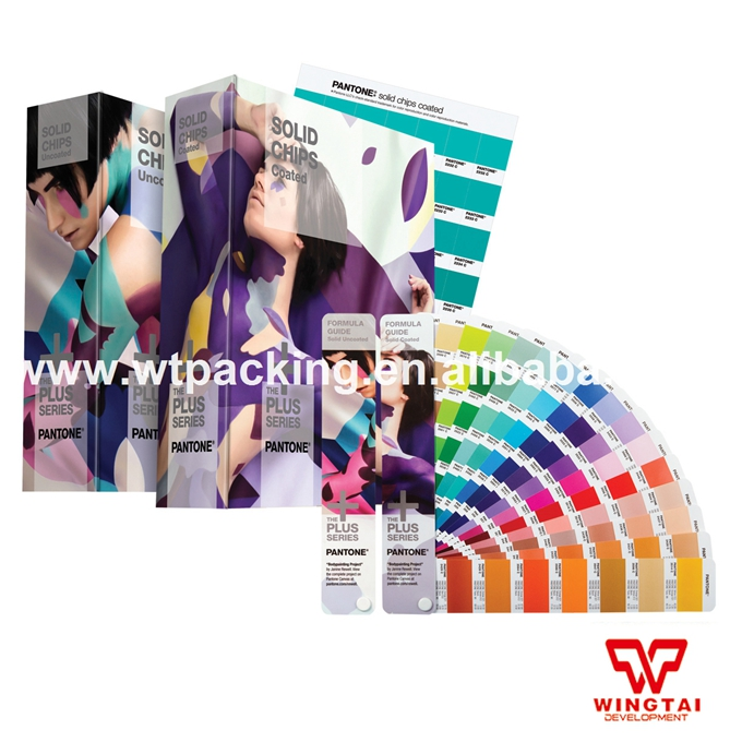 все цены на 4 book PANTONE Swatch Book Solid Color Guide GP1608N (Formula Guides Coated/Uncoated & Solid Chips) онлайн