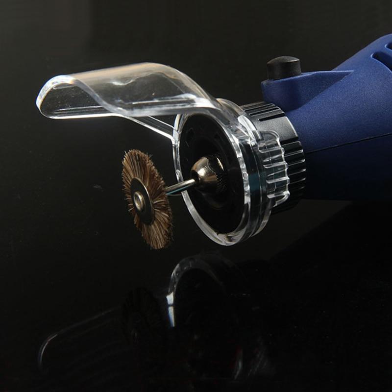 """""""dremel"""" priedų skydas Elektrinis šlifavimo apsauginis dangtis - Elektrinių įrankių priedai - Nuotrauka 2"""
