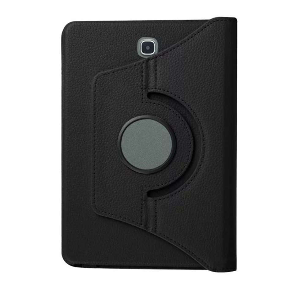 360 Degree Rotating Stand Smart PU Leather Cover For Samsung Galaxy Tab S2 T710 T713 T715 T719 8.0