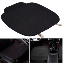 Black Color Universal Single Car Seat Cover Mat