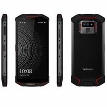 DOOGEE S70 lite Smartphone IP68 Waterproof Android 8.1 Mobile Phone Helio P23 Octa Core 4GB 64GB 12.0MP Dual Camera GPS