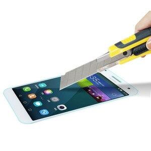 Image 4 - Nicotd hartowane szkło ochronne na ekran do Huawei Ascend G7 G7 L01 G7 L03 G7 TL00 G7 UL10 Dual Sim Lte Anti Shock film