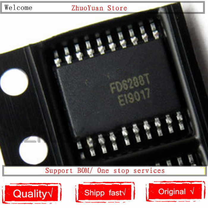 20PCS/lot FD6288T FD6288 TSSOP20 New Original IC Chip In Stock