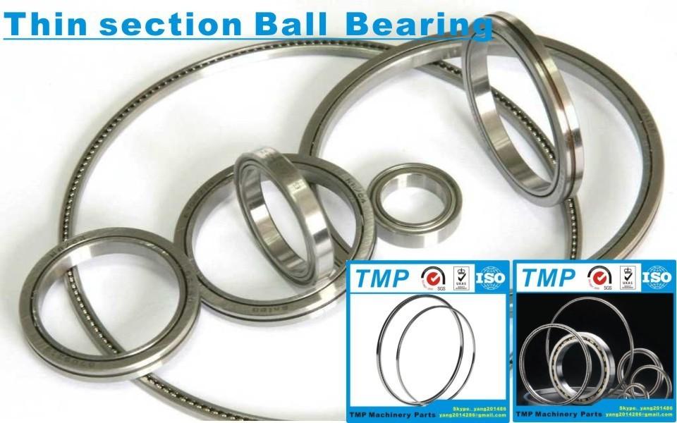 Thin section ball bearing