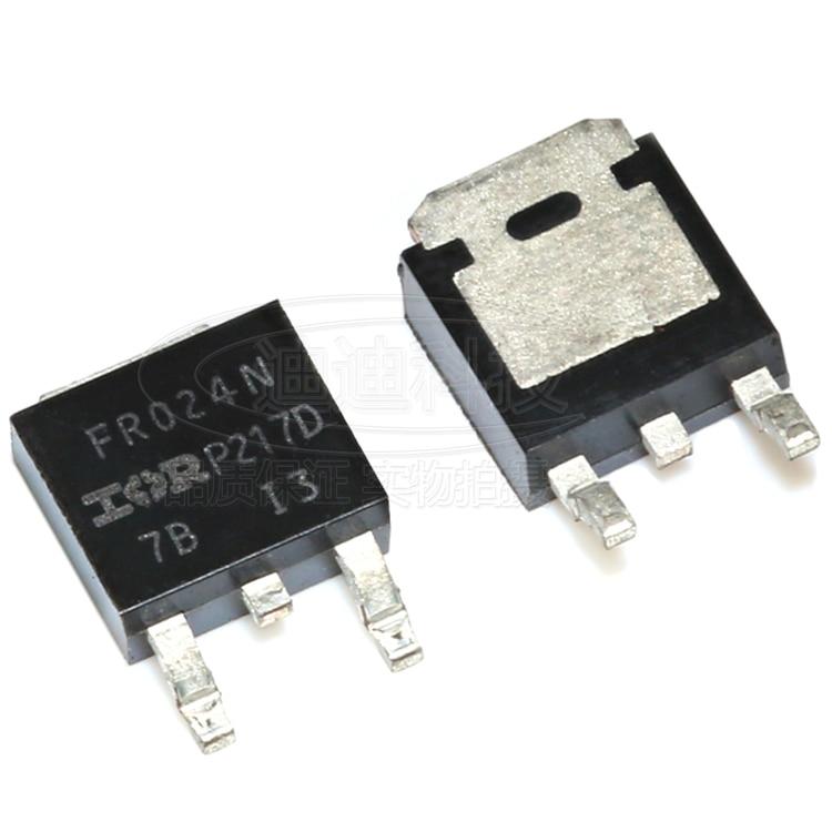 IRFR024NTRPBF TO-252 MOSFET térhatású cső N - Játékok és tartozékok