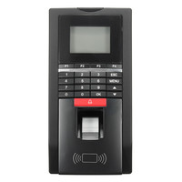 Fingerprint Card Password Employee Time Attendance Clock R Door Access Control U Disk Upload Download