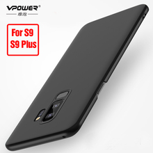 for Samsung galaxy S9 Plus Case Samsung S9 Cover Vpower Ultra Slim Plastic Hard Phone Cases For Samsung Galaxy S9 Plus Covers цена и фото