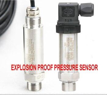 Промышленного использования взрывозащищенный Давление Сенсор передатчик 0-100MPA 4-20MA для масла химических природного газа гидравлическая до...