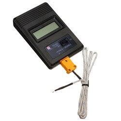 TM-902C (-50C zu 1300C) Temperatur Meter TM902C Digitale K Typ Thermometer Sensor + Thermoelement Sonde detektor