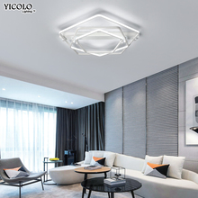 Led Ceiling Lights Remote Control Dimming For Living Room Bedroom Luminaria Ceiling Lamp Home Lighting Lamparas De Techo