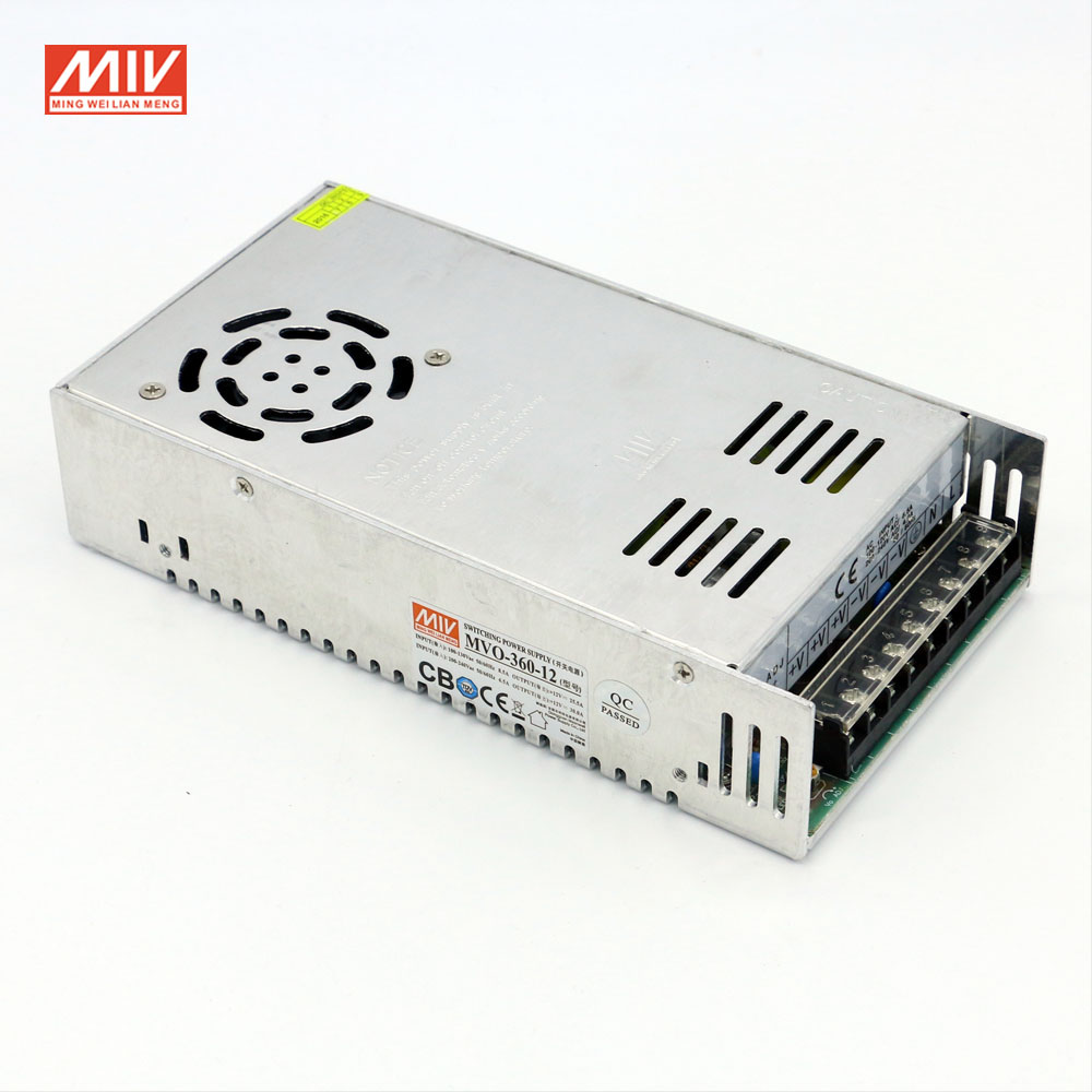 Free Shipping Best Quality 12V 30A 360W Switching Power Supply Driver for CCTV Camera LED Strip