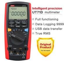 Wholesale prices UNI-T UT71A UT71B UT71C UT71D Digital Multimeter LCD Professional AC DC Volt Amp Ohm Hz Temp. Multi Meters Auto Range
